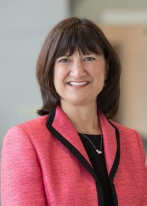 UAMS Interim Chancellor Stephanie Gardner