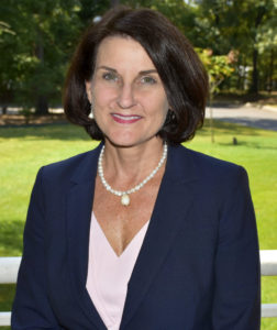 Gina Terry, chief financial officer of the UA System